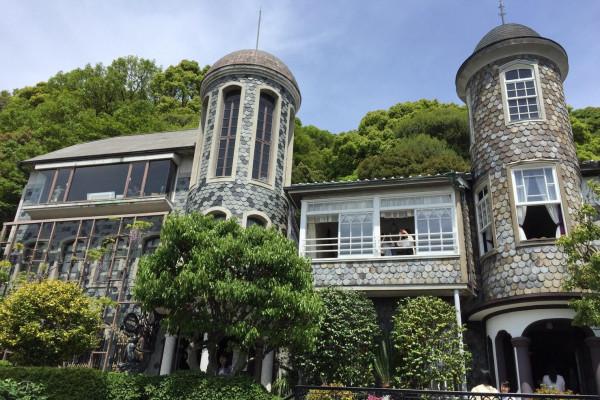 神戸北野異人館パワースポット巡りへ★今年は神戸開港150周年です