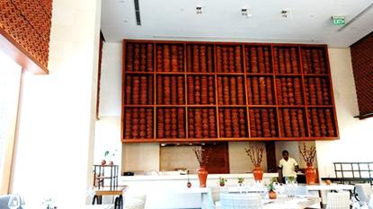 ジェットウイングコロンボ レストラン
