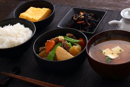 しきたり34イラスト:和食の基本