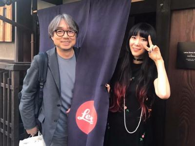 朝倉さん 安珠さんと小山さん
