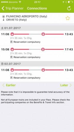 井原さん Rail Planner App1