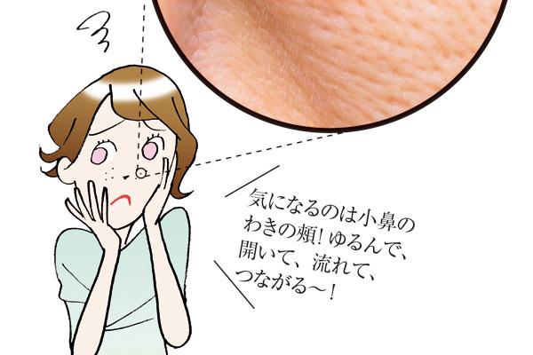 大人のたるみ毛穴は大至急 締めて! 埋めて!【from eclat】