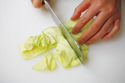 eclat春サラダ サラダのコツ 春キャベツ2
