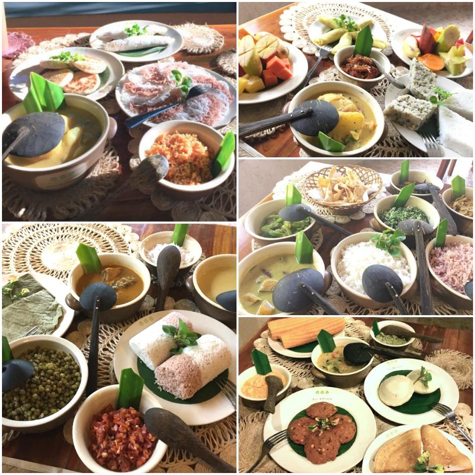 srilanka ayupiyasa main food