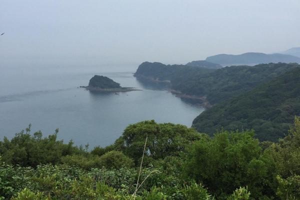 天空の城ラピュタにそっくりな無人島、友ヶ島で島ウォーク