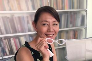 久保京子さんデザイン「CHOU CHOU(シュシュ)」のルーペはさすがにおしゃれ! OurAge世代必携のアイテムです