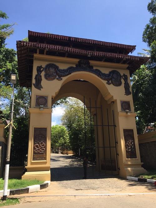 srilanka kelaniya gate