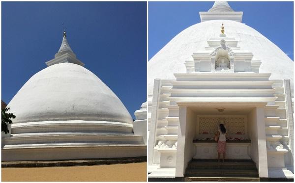 srilanka kelaniya stupa