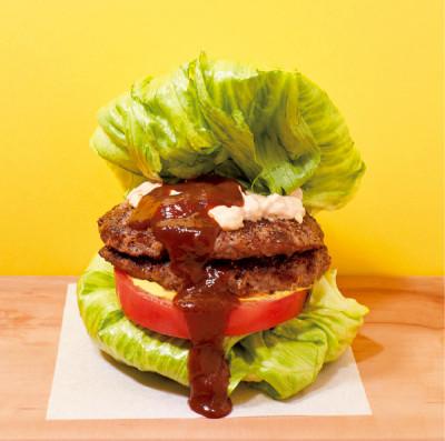「食」のトレンド10 グルメバーガー