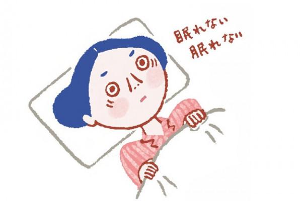 更年期世代の睡眠トラブルを解消!⑨眠りの5大悩み解決テクニック<なかなか寝つけない>
