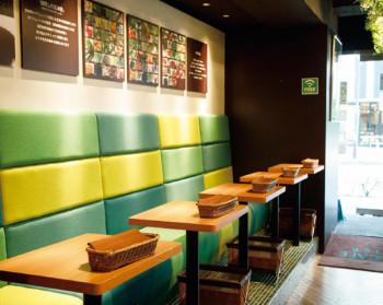 「食」のトレンド10 恵比寿 KO-SO CAFE BIORISE
