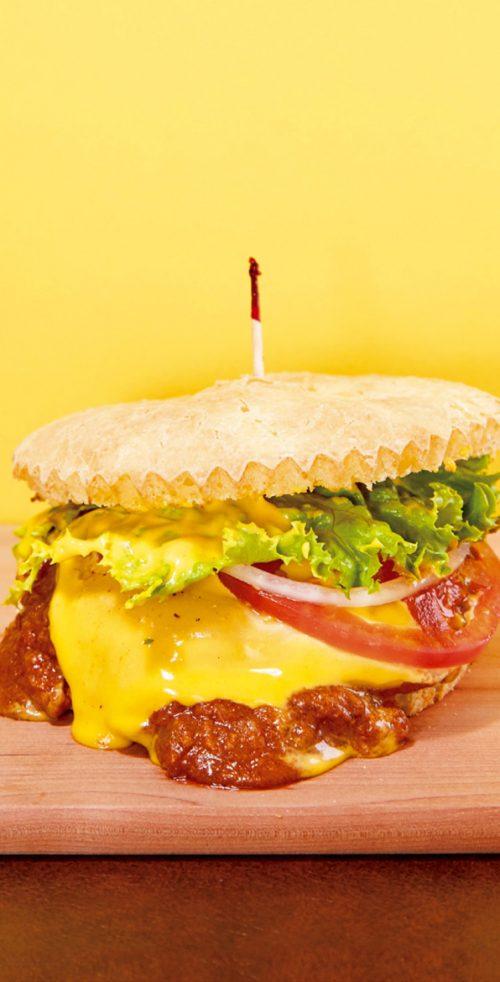 「食」のトレンド10 プレミアムクラシックバーガー