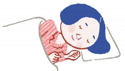 更年期世代の睡眠 いびき 横向き寝