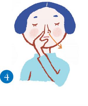 更年期世代の睡眠 途中で起きる 片鼻呼吸4