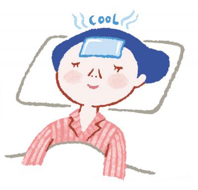 更年期世代の睡眠 寝つけない 保冷剤で冷やす