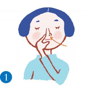 更年期世代の睡眠 途中で起きる 片鼻呼吸1
