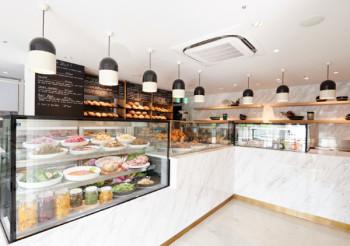 「食」のトレンド10 ELLE café 青山店