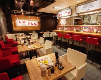 「食」のトレンド10 一風堂 ルミネエスト新宿店