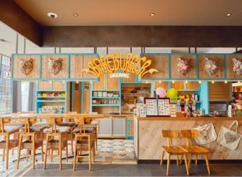 「食」のトレンド10 ベアバーガー銀座店