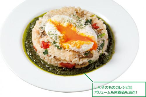 「食」のトレンド10 イタリアンブランチ