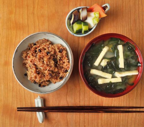 「食」のトレンド10 酵素玄米