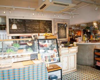 「食」のトレンド10 ミスターファーマー 表参道本店
