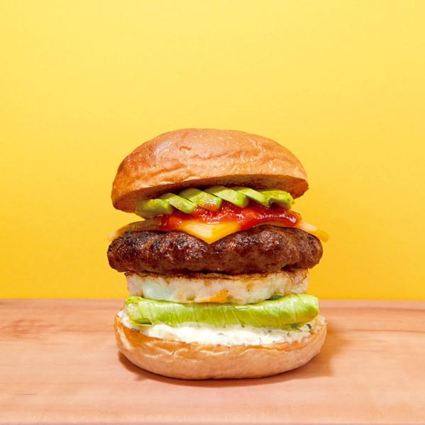 「食」のトレンド10 ハンバーガー