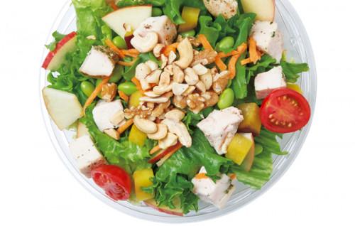 「食」のトレンド10 ハイ ファイブ サラダ