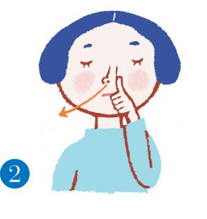更年期世代の睡眠 途中で起きる 片鼻呼吸2