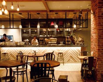 「食」のトレンド10 代官山 BLU JAM CAFE