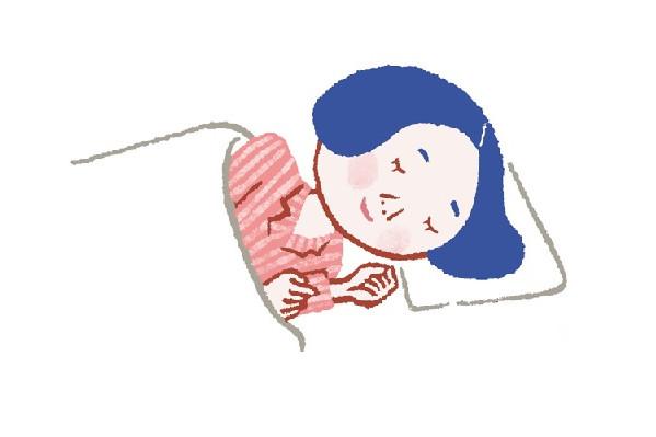 更年期世代の睡眠トラブルを解消!⑫眠りの5大悩み解決テクニック<いびきをかく、寝汗をかく>