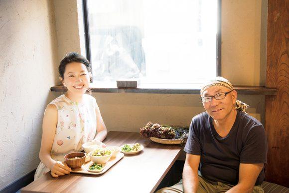 羽田美智子さん/パワーのある野菜から今の時代を生きる術を学ぶ③