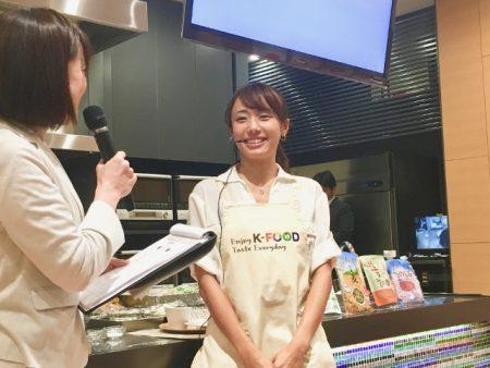 韓国スーパーフード 北嶋さんインタビュー