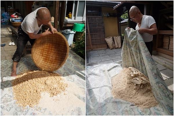 小原大徳寺納豆プロセス3