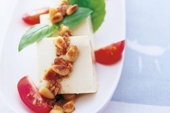 豆腐料理、洋風もおいしい!②イタリアン冷ややっこ