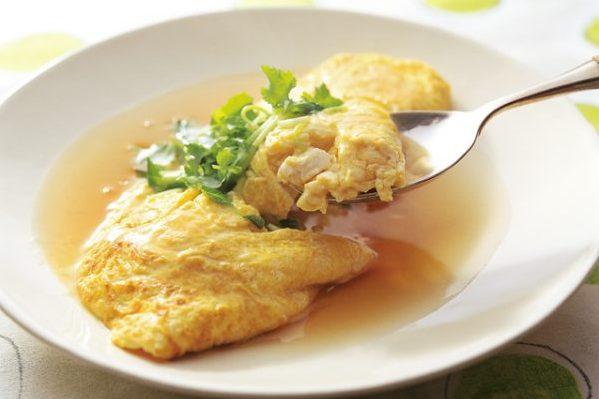 豆腐料理、洋風もおいしい!⑤豆腐ふわふわオムレツ