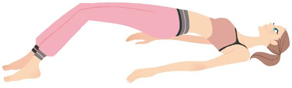 痩せ体質 太ももと脚