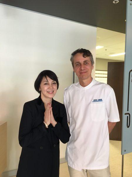 石井さん 石井先生とトニー先生