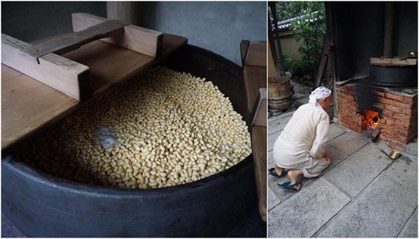 小原大徳寺納豆プロセス