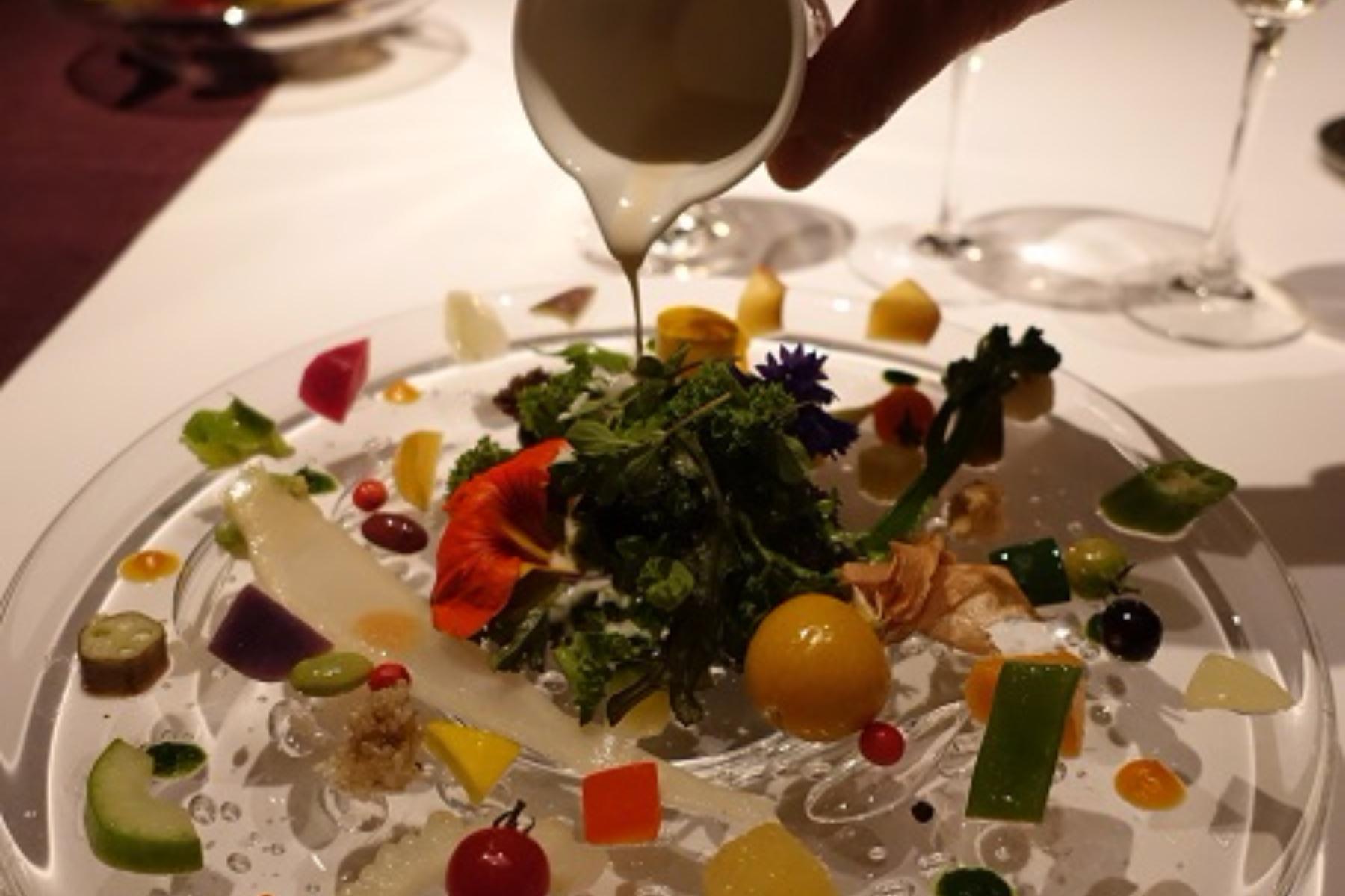 ハロウィーンナイトに楽しむ野菜だけの美食とワイン~山梨県・八ヶ岳~