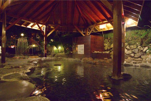 日式露天温泉会館 屋外温泉