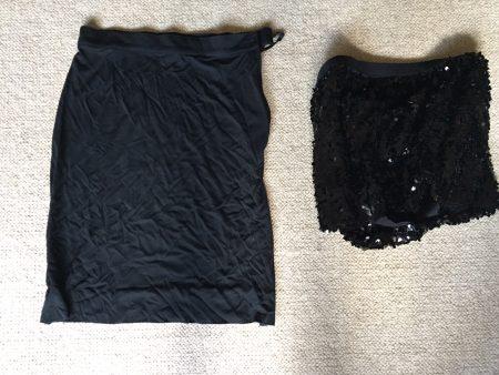朝倉さん スカート