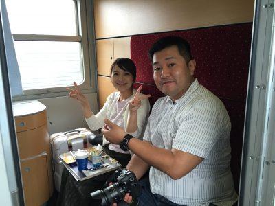 井原さん アナウンサーと鹿野さん