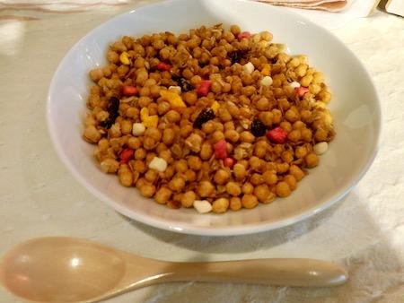 スーパー大麦グラノーラ1