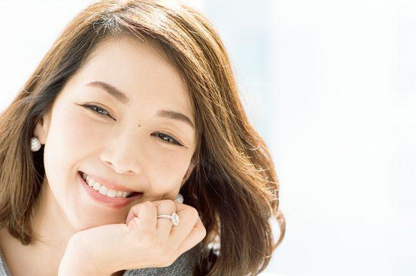 モデルの松本孝美さんも「美ボブ」にチェンジ!