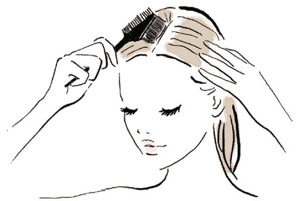 白髪の「自分染め」の注意点とは?