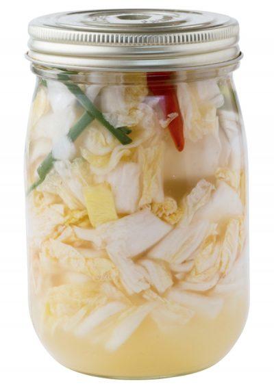 白菜の乳酸発酵漬け