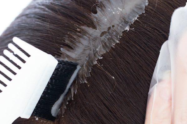 ホームカラーで簡単「髪の根元」リタッチ