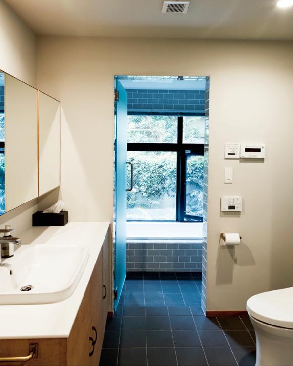 健康リフォーム 浴室