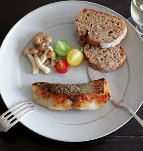 発酵食品生甘酒で漬けた鯛のポワレ